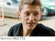 Павел Воля - резидент Comedy Club (2007 год). Редакционное фото, фотограф Elena Rostunova / Фотобанк Лори