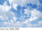Купить «Небо», фото № 665392, снято 18 августа 2018 г. (c) Estet / Фотобанк Лори