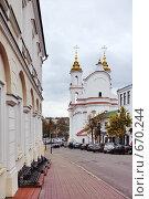 Купить «Воскресенская церковь, г.Витебск, осень 2008г.», фото № 670244, снято 24 января 2019 г. (c) Вадим Кондратенков / Фотобанк Лори