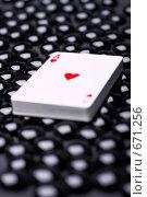 Купить «Игральные карты», фото № 671256, снято 7 мая 2008 г. (c) Raev Denis / Фотобанк Лори
