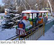 Купить «Веселый поезд», фото № 673016, снято 20 июня 2008 г. (c) Ольга Лерх Olga Lerkh / Фотобанк Лори