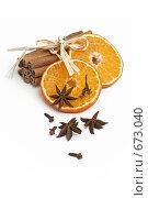 Купить «Набор специй», фото № 673040, снято 24 января 2009 г. (c) Лисовская Наталья / Фотобанк Лори