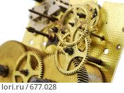 Механизм часов. Стоковое фото, фотограф Валерий Александрович / Фотобанк Лори