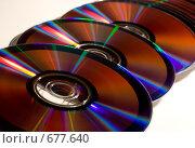 Компакт диски. Стоковое фото, фотограф Смирнов Владимир / Фотобанк Лори