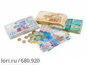 Купить «Деньги Казахстана», фото № 680920, снято 23 января 2008 г. (c) Григорий Дашкин / Фотобанк Лори