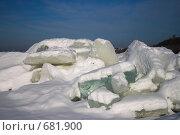 Купить «В царстве Снежной Королевы», фото № 681900, снято 25 января 2009 г. (c) Пудов Павел / Фотобанк Лори