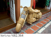 Мотоцикл (2007 год). Редакционное фото, фотограф Роман Борзенков / Фотобанк Лори