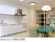 Кухня. Стоковое фото, фотограф Андрей Чмелёв / Фотобанк Лори