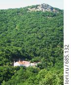 Кизилташский монастырь (2008 год). Стоковое фото, фотограф Татьяна Емельянова / Фотобанк Лори
