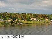 Российская глубинка. Стоковое фото, фотограф Levin Alexandr / Фотобанк Лори