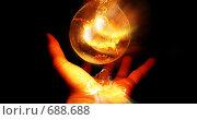 Купить «Горячие пыльные лампы осени», фото № 688688, снято 16 октября 2008 г. (c) Усова Светлана  Юрьевна / Фотобанк Лори