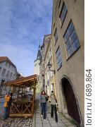 Улица Лай. Редакционное фото, фотограф Андрей Григорьев / Фотобанк Лори
