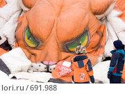 Купить «Поверженный», фото № 691988, снято 7 февраля 2009 г. (c) Игорь Киселёв / Фотобанк Лори