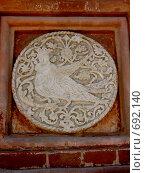 Золотое кольцо. Медальон (2005 год). Стоковое фото, фотограф Murat Valiev / Фотобанк Лори