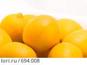 Купить «Лимоны», фото № 694008, снято 24 мая 2019 г. (c) Алифиренко Виталий / Фотобанк Лори