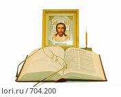 Библия. Стоковое фото, фотограф Григорий Дашкин / Фотобанк Лори