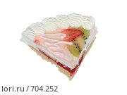 Кусок торта. Стоковое фото, фотограф Аврам / Фотобанк Лори