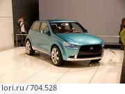 Купить «Mitsubishi», фото № 704528, снято 29 августа 2008 г. (c) Eduard Panov / Фотобанк Лори