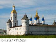 Купить «Тобольский кремль», фото № 711528, снято 11 августа 2007 г. (c) Сергей Буторин / Фотобанк Лори