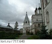 Макарьевский монастырь в Нижнем Новгороде. Стоковое фото, фотограф Андрей Пучков / Фотобанк Лори