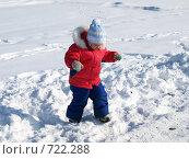 Купить «В чистом поле», фото № 722288, снято 24 февраля 2009 г. (c) Оля Косолапова / Фотобанк Лори