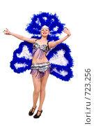 Купить «Танцует», фото № 723256, снято 22 февраля 2009 г. (c) Юрий Викулин / Фотобанк Лори