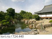 Купить «Сад Ниномару сегунского замка Нидзе. Киото», фото № 724440, снято 21 ноября 2007 г. (c) Просенкова Светлана / Фотобанк Лори
