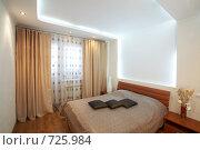 Купить «Интерьер спальни», фото № 725984, снято 20 января 2009 г. (c) Raev Denis / Фотобанк Лори