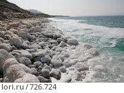 Купить «Мертвое море», фото № 726724, снято 25 января 2008 г. (c) Сергей Пономарев / Фотобанк Лори