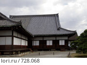 Купить «Сегунский замок Нидзе. Киото», фото № 728068, снято 21 ноября 2007 г. (c) Просенкова Светлана / Фотобанк Лори