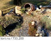 Купить «Ландшафтный дизайн», фото № 733200, снято 19 февраля 2009 г. (c) Анастасия Архипова / Фотобанк Лори
