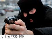 Купить «Войска специального назначения», фото № 735900, снято 5 февраля 2009 г. (c) Евгений Поздняков / Фотобанк Лори
