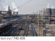 Промышленный пейзаж. Стоковое фото, фотограф Школьников Павел Викторович / Фотобанк Лори