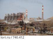 Завод. Стоковое фото, фотограф Школьников Павел Викторович / Фотобанк Лори