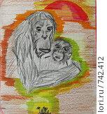 Жизнь. Редакционная иллюстрация, иллюстратор Соколова Анастасия / Фотобанк Лори