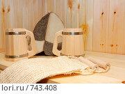Купить «Баня, пивная кружка, мочалка, шапка, полка», фото № 743408, снято 8 марта 2009 г. (c) Михаил Белков / Фотобанк Лори