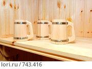 Купить «Баня, пивная кружка, полка», фото № 743416, снято 8 марта 2009 г. (c) Михаил Белков / Фотобанк Лори
