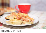 Купить «Завтрак», фото № 744108, снято 5 марта 2009 г. (c) Яков Филимонов / Фотобанк Лори