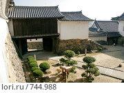Купить «Замок Белой Цапли Сиросагидзё. Япония», фото № 744988, снято 24 ноября 2007 г. (c) Просенкова Светлана / Фотобанк Лори