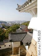 Купить «Замок Белой Цапли Сиросагидзё. Япония», фото № 745020, снято 24 ноября 2007 г. (c) Просенкова Светлана / Фотобанк Лори