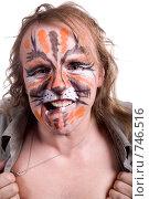 Купить «Тигр», фото № 746516, снято 24 октября 2007 г. (c) Коваль Василий / Фотобанк Лори