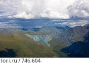 Купить «Рериховский пейзаж. Алтай, Россия», фото № 746604, снято 28 июля 2008 г. (c) Max Toporsky / Фотобанк Лори