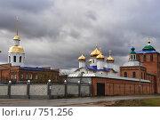 Купить «Благовещенский скит. Тольятти», фото № 751256, снято 6 ноября 2008 г. (c) Алексей Баринов / Фотобанк Лори