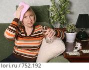 Купить «Помощь при головной боли», фото № 752192, снято 9 марта 2009 г. (c) Татьяна Мельникова / Фотобанк Лори