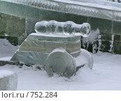 Ледяная пушка (2009 год). Редакционное фото, фотограф Гортованова Мария / Фотобанк Лори