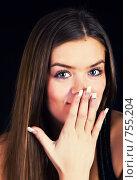 Купить «Кокетка», фото № 755204, снято 27 января 2009 г. (c) Вероника Галкина / Фотобанк Лори