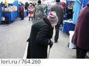 Купить «Бабушка», фото № 764260, снято 20 марта 2009 г. (c) Кочеткова Галина / Фотобанк Лори