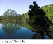 Озеро в Сукко. Стоковое фото, фотограф Андрей Авдеев / Фотобанк Лори