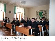 Купить «Учиться никогда не поздно», фото № 767256, снято 5 февраля 2009 г. (c) Дмитрий Кожевников / Фотобанк Лори