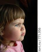 Купить «Недовольный ребёнок», фото № 771956, снято 21 июля 2007 г. (c) Ольга Харламова / Фотобанк Лори